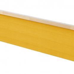 Wypełnienie jednostronne 8379 żółte do łóżka Haba Matti 8370