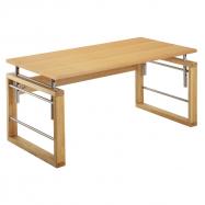 Rastúci stôl Haba Matti prírodný 8381, 140x70cm