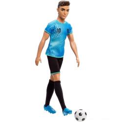 Barbie Ken Povolání Fotbalista