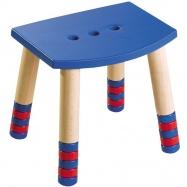 Haba Dětská židlička modrá HH2919