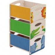 Haba Box na hračky zvířátka HH7634