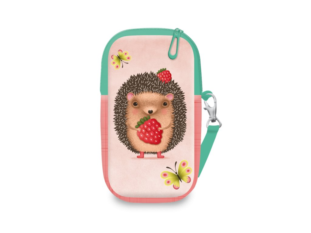 Etui na telefon Cute and Wild