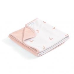 DOOMOO BASICS Baby dream přikrývka, Pure Pink
