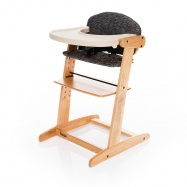 Zopa GROW-UP krzesło rosnące natur