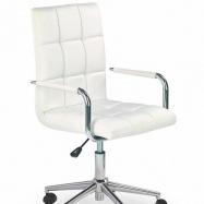 Dětská otočná židle Halmar GONZO 2 bílá