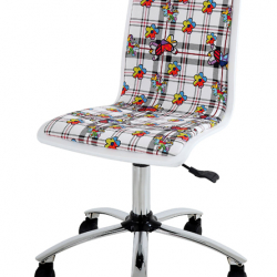 Dětská otočná židle Halmar FUN-13
