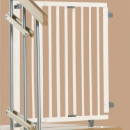 Bezpečnostní zábrana Geuther ke schodům 2733+ bílá