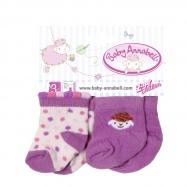 Baby Annabell® Ponožky 700860 varianta 2