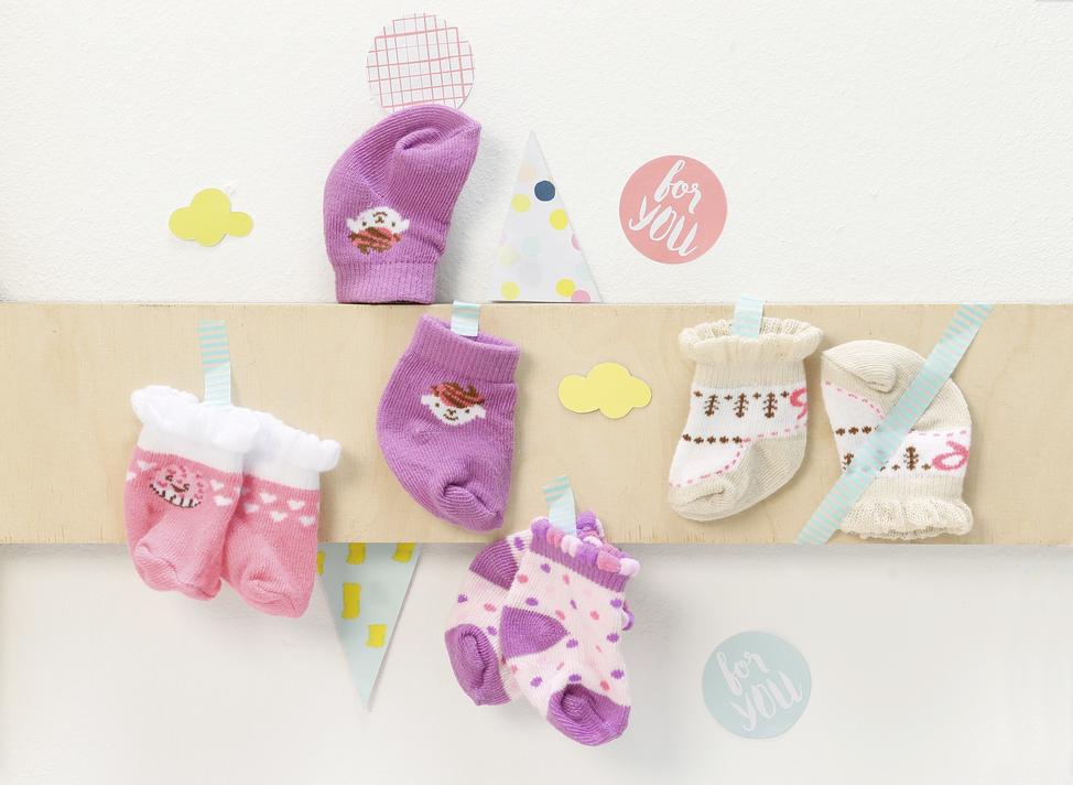 Baby Annabell® Ponožky 700860 varianta 1