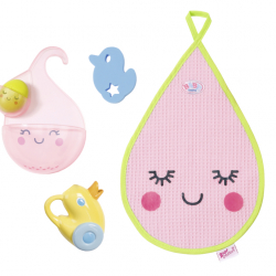BABY born ® Doplnky do kúpeľne 824641