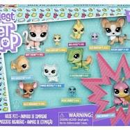 Littlest Pet Shop Velké balení 11 ks zvířátek