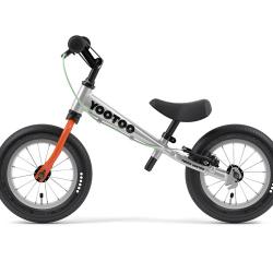 Rowerek biegowy Yedoo YooToo Redorange