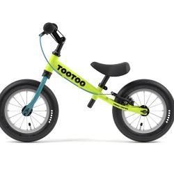 Rowerek biegowy dla dzieci Yedoo TooToo  Lime