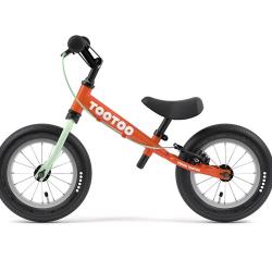 Rowerek biegowy dla dzieci Yedoo TooToo  Redorange