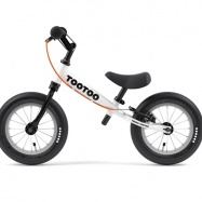 Rowerek biegowy dla dzieci Yedoo TooToo White