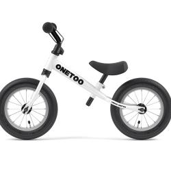 Odrážedlo OneToo bez brzdy White
