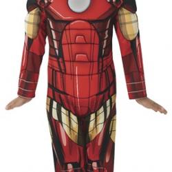 Avengers: Assemble - Iron Man Deluxe - vel. S