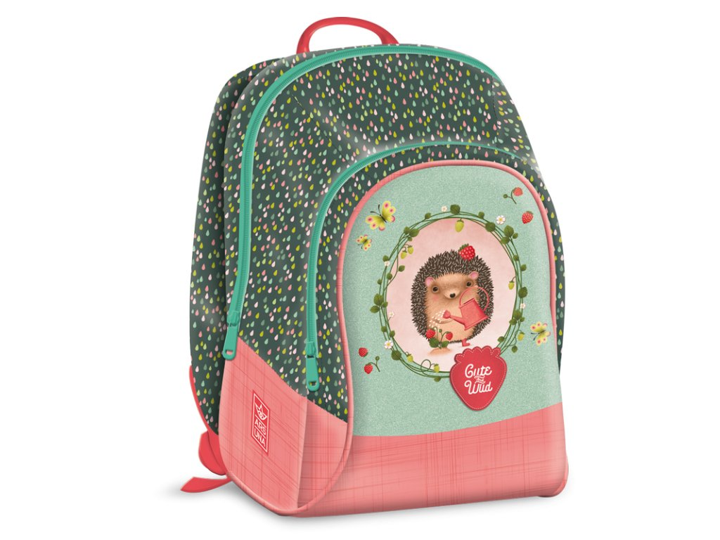 Dětský batůžek pro předškoláky Cute and Wild