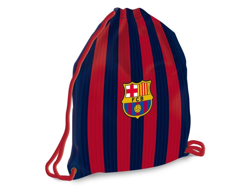 Sáček na přezůvky maxi FC Barcelona 18