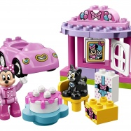 LEGO® DUPLO Minnie a narozeninová oslava 10873