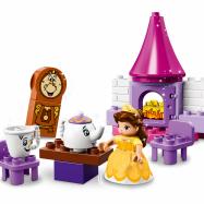 LEGO® DUPLO Bella a čajový dýchánek 10877