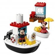 LEGO® DUPLO Mickeyho loďka 10881