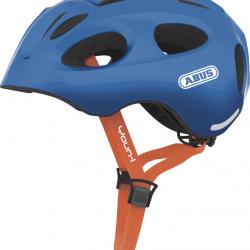 Dětská helma ABUS Youn-I sparkling blue Velikost M 52-57cm