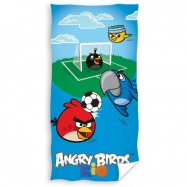 Carbotex osuška Angry Birds Rio futbal