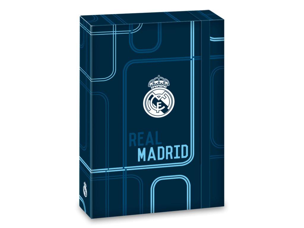 Box na zošity Real Madrid blue 17 A4