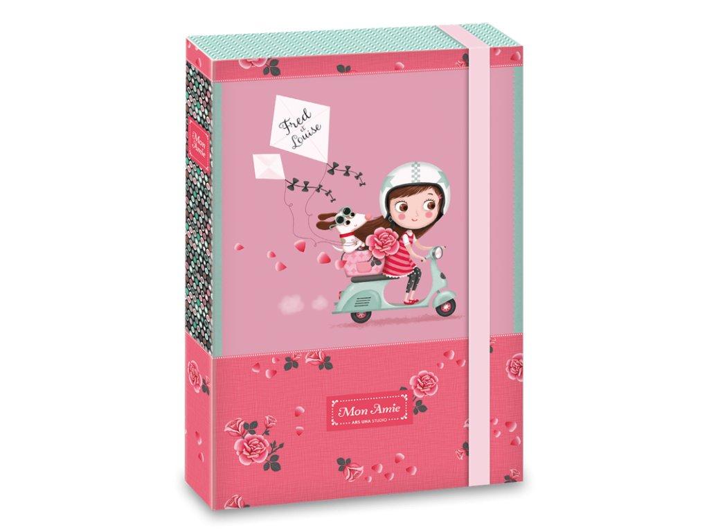 Box na zošity Mon Amie 18 A4