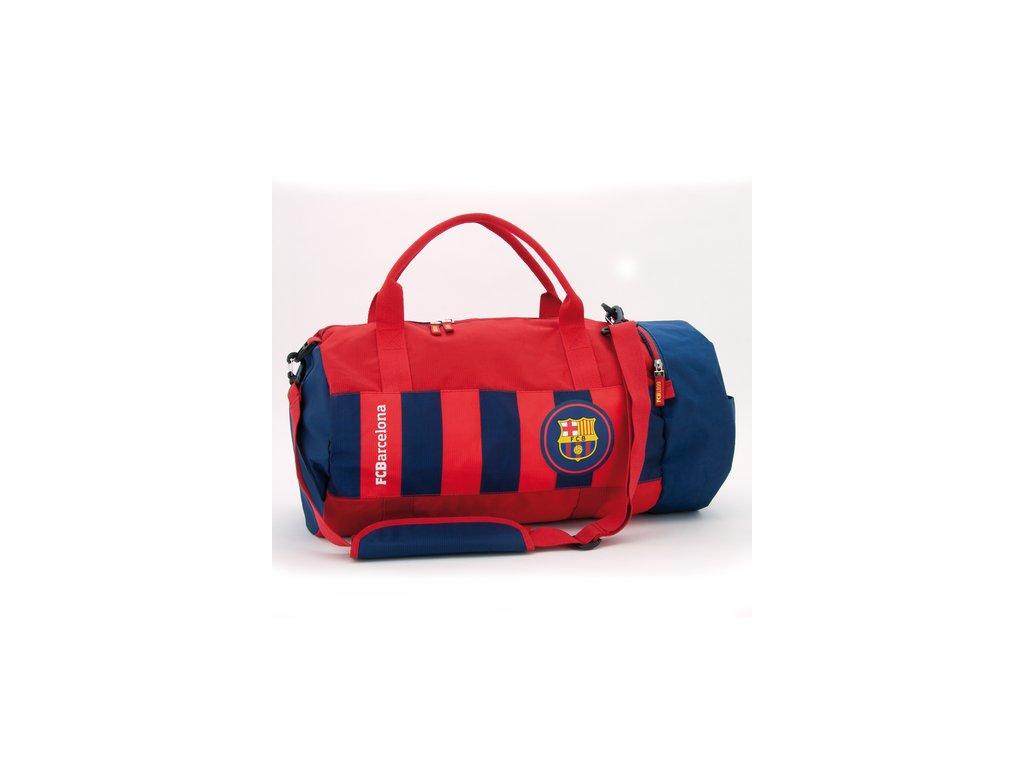 32425b1326f1f Športová taška FC Barcelona rozkladacie