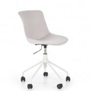 Detská otočná stolička Doblo béžová