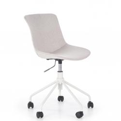Dětská otoční židle Doblo béžová