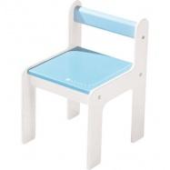 Dětská židlička Haba modrá 8476