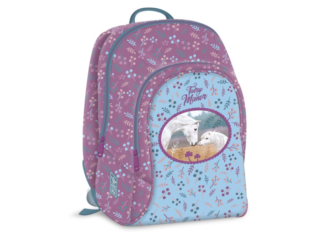 Dětský batůžek pro předškoláky Fairy Manor