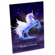 Desky na abecedu - Unicorn - 1-17218