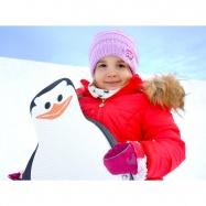 Tuki penový klzák na sneh