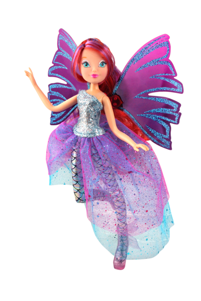 Winx: Sirenix Magic Bloom