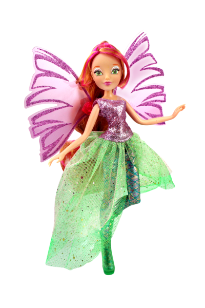 Winx: Sirenix Magic Flora