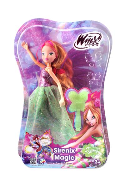 Winx: Sirenix Magic Flora