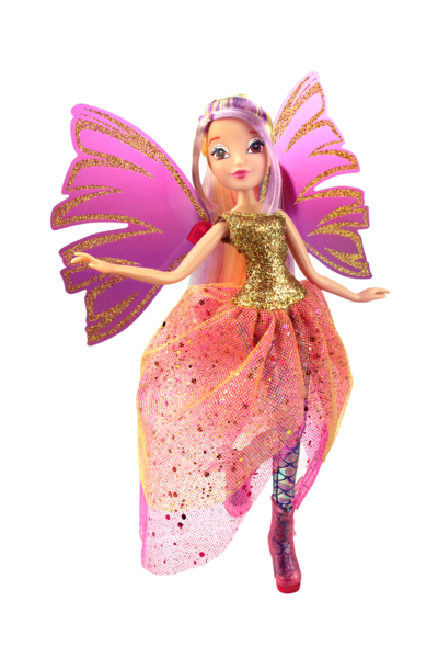 Winx: Sirenix Magic Stella