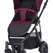 BRITAX Kočárek Smile 2 2017, Wine Red