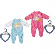 BABY born Little Overal na spaní, růžové, 36 cm