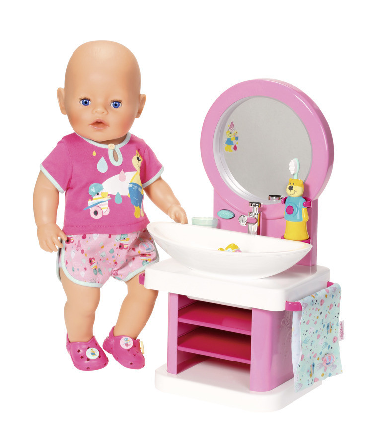 Baby Born Retro umyvadlo