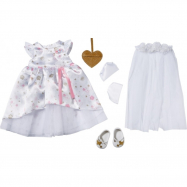 BABY born Boutique Deluxe Nevesta 43cm