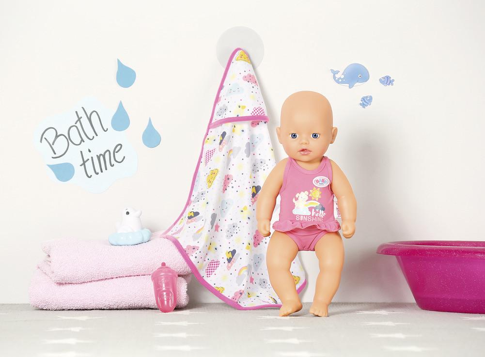 Baby Born My First koupací panenka 30 cm