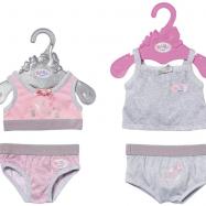 BABY born Spodní prádlo růžové, 43 cm