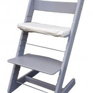 Dětská rostoucí židle JITRO KLASIK šedá