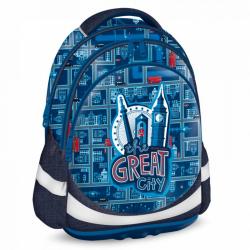 Školní batoh The Great City