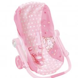Baby Annabell® Přenosná sedačka na kolečkách 700709